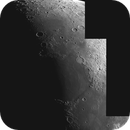 7 piece mosaic of the moon,                                Olli67