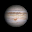 Jupiter: 2019-08-24 12:35UT,                                Darren (DMach)