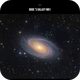 Bode 's Galaxy M81 - V3,                                Arnaud Peel