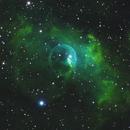 NGC 7635 - The Bubble Nebula,                                Kyle Butler
