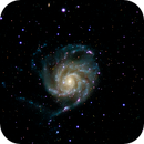 Pinwheel Galaxy (M101) OSC,                                Jim McKee