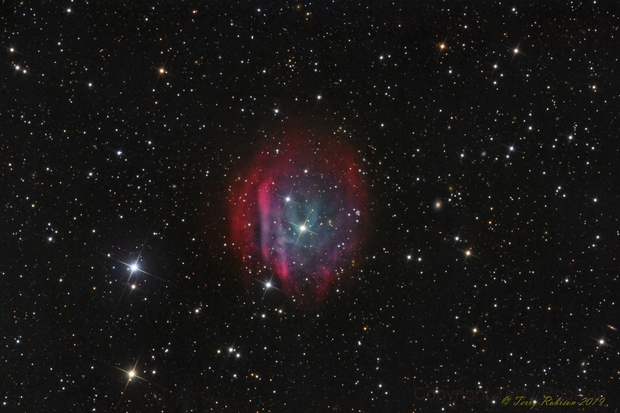 Sharpless SH2-313 / Abell 35 – Low Surface Brightness Planetary Nebula with a Twist,                                Terry Robison