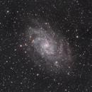 M33 LHaRGB,                                John Massey