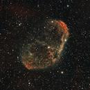 NGC6888 - Crescent Nebula,                                Bernd Flachsbart