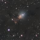 NGC 1333 And Surrounding Dust Region,                                ScottBrabec