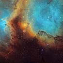 IC1871 in the Soul nebula,                                Arnaud Peel