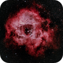 Rosette in Red,                                  Eye@inthesky