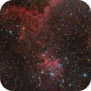 Melotte 15,                                Lepidopterous