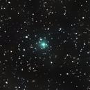 Comet PANSTARRS C2017 T2,                                AstroHannes68