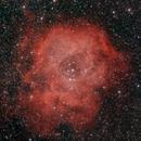 NGC2239, The Rosette nebula,                                Oscar Meca