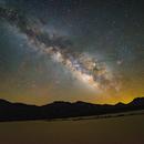 Death Valley Milky Way - 2,                                Mirko M