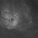 IC 410 Tadpole Nebula in Ha,                                mark.smith