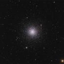 M3. First light with William Optics GT102,                                Cfreerksen