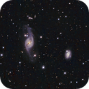 NGC 3718, NGC 3729, Hickson 56,                                Ron Stanley