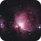 M42 The Great Orion Nebula,                                Slice1969