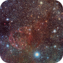 Nebula in Auriga (V2),                                Norbert Reuschl