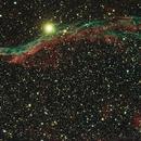 Veil Nebula East,                                Astrodane - Niels Haagh