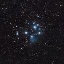 Plejades, M45,                                Benno Schneider