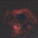 NGC 7822, LBN 581,                                Sébastien Chaline