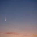 NEOWISE c2020.f3,                                Pascal De Sanctis
