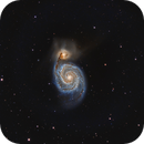 M51(Whirlpool Galaxy),                                Giorgio Ferrari