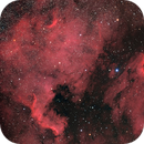 NGC7000 & IC5070 - North America & Pelican nebulae,                                Marco Favro