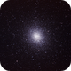 NGC5139 The Omega Centauri Cluster,                                Tim Anderson