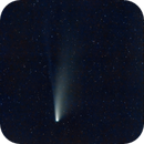 Comet Neowise on June 21 above Paris,                                Georges