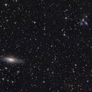 Ngc7331 &  Stephan's Quintet,                                tuunari