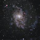 Messier 33,                                Luebke82