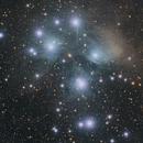 M45 Pleiades,                                Audrius