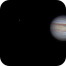 Jupiter & Io + Europa,                                Łukasz Sujka