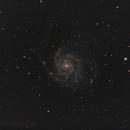 Messier 101,                                Madratter