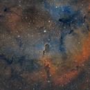Elephant's Trunk Nebula (IC-1396),                                Nasdaq76