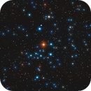 NGC 2451 A & 2451 B - Same line of sight in Puppis,                                Ray Caro