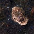 Crescent Nebula,                                Andrew Marjama