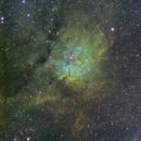 NGC 6823 and NGC 6820,                                Callum Wingrove