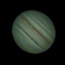 Jupiter and moons, Aug 22, 2021,                                psychwolf