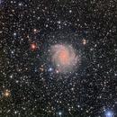 NGC 6946 Fireworks Galaxy from Deep Sky West,                                jerryyyyy