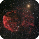 The Jellyfish Nebula,                                Shannon Calvert