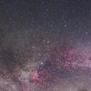 Milky Way,                                Marie
