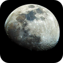 The Moon - 81% (True Color Edit),                                Gideon Golan