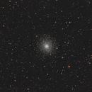 Messier 92,                                Charles Ward