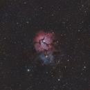 Trifid Nebula - M20,                                apothegary