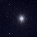 Omega Centauri with ASI1600MM,                                Paulo Cacella