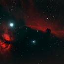 Horse Head Nebula,                                Jim B