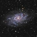M33 Triangulum Galaxy,                                photonjunkie