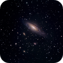 NGC7331 & Comparison with HST&GranTeCan,                                Alessandro Ravagnin