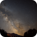 One Night: Zodiacal Light and Milky Way Core,                                Nico Carver