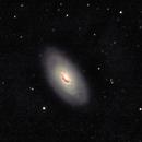 M64 - Black Eye Galaxy,                                David Andra